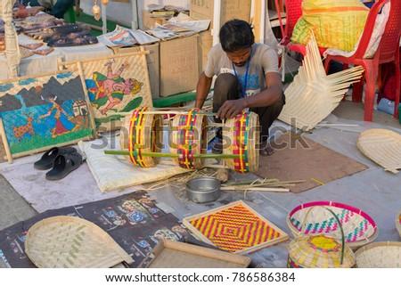 Kolkata West Bengal India December 3rd Stock Photo Edit Now
