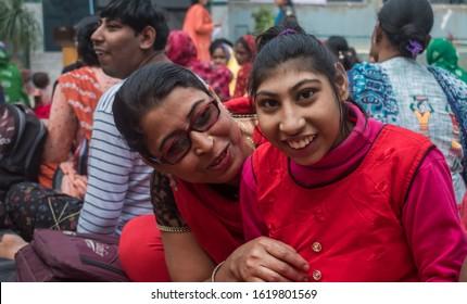 KOLKATA,INDIA,12/11/2019,Emotion of a neuro developmental disorders child at treatment center