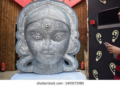 Lakshmi Idol Images, Stock Photos & Vectors | Shutterstock