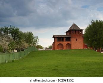 Kolomna fortress - Shutterstock ID 102091552