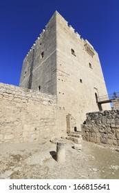Kolossi medieval castle, Limassol, Cyprus