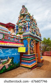 Koneswaram Temple also known as Dakshinakailasha is a classical medieval Hindu temple dedicated to Lord Shiva in Trincomalee,  