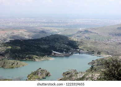 Konya City and Sille Dam