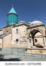 Konya Mevlana Rumi Mosques