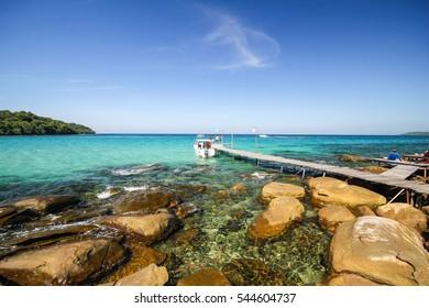Kood island, Koh Kood, Trat, Thailand
