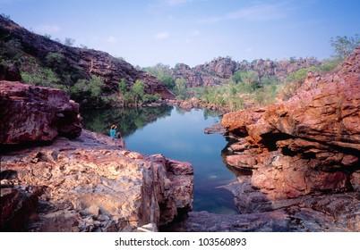 Koolpin Gorge, Kimberley