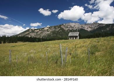 Kootenay national park Canadian Rocky Mountains