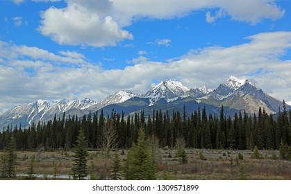 Kootenay Valley - Kootenay National Park, British Columbia, Canada