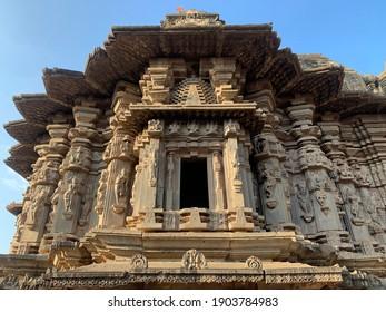 Kopeshwar Temple, khidrapur, Kolhapur, Maharashtra India is a masterpiece of Chalukyan temple architecture.