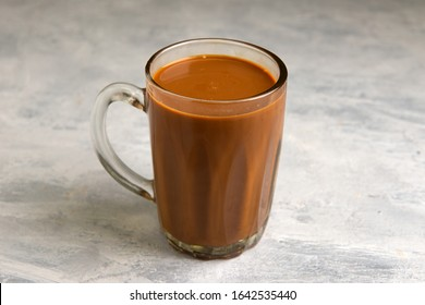 kopi panas, traditional coffee drink in malaysia