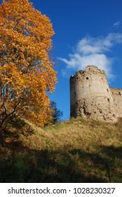 Koporye Russia Fortress Guardtower