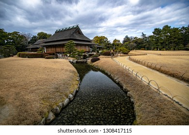 Korakuen is a beautiful landscape garden and Okayama's main attraction. Along with Kanazawa's Kenrokuen and Mito's Kairakuen, Korakuen is ranked as one of Japan's three best landscape