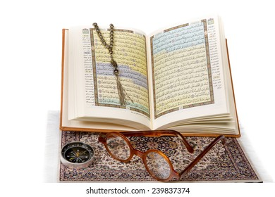 The Koran is the bible for Muslims