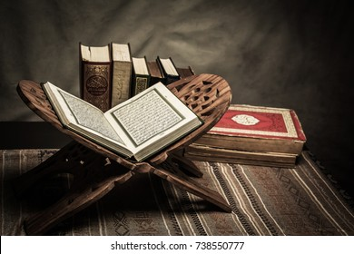 koran holy book muslims public 260nw 738550777
