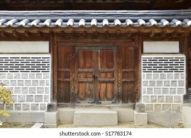 Korea ancient palace