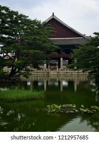 Korea Palace Gyeongbok