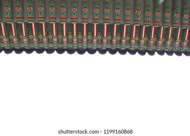 Korea Pattern Dancheong