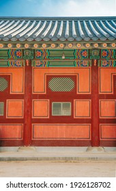 korea seoul hanok traditional palace Gyeongbokgung