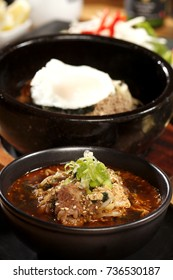 Korea soup