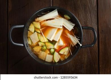 korea Soybean Paste Stew