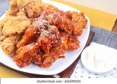 Korea Style Chicken