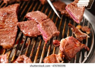 korean beef sirloin steak