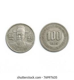korean coin
