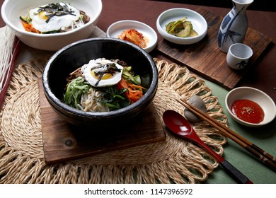 Korean Dish Bibimbap
