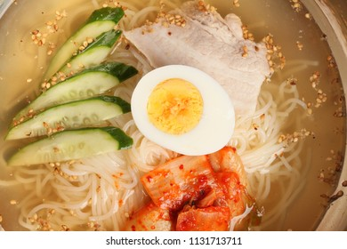 The Korean Dishes