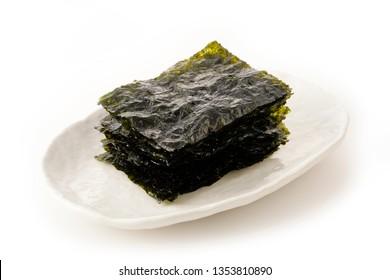 Korean Dried Seaweed Sheets