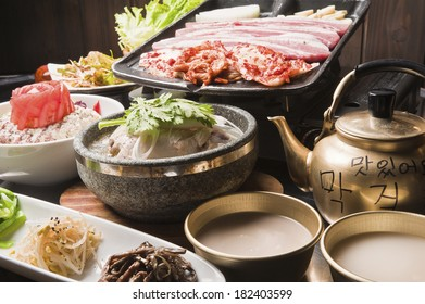 Korean food course