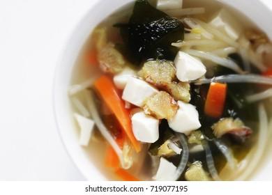 Korean food, Dried pollock soup