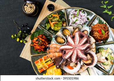 Korean food, Seafood dishes