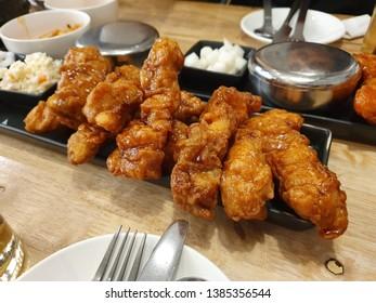 Korean Fried Chickens Bon Chon