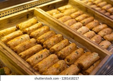 Korean local food, fish cake. eomuk. oden