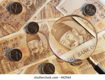Korean Money
