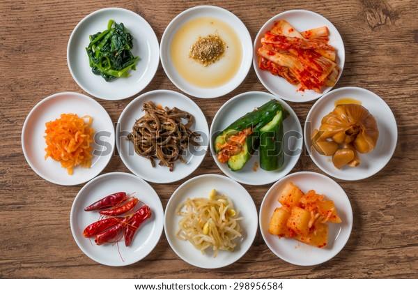 Korean pickle group photo