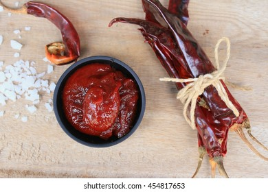 Korean red pepper - gochujang