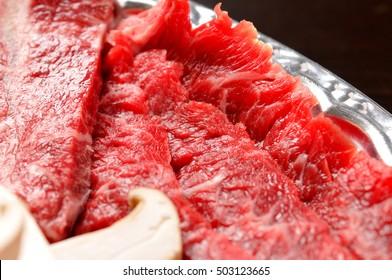 korean style beef ribs