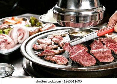 Korean Style Grilled Meat