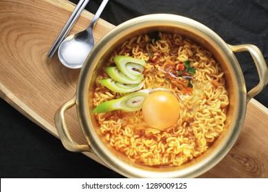 korean style ramen