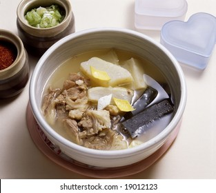 Korean Sweet Food
