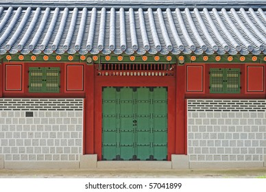 korean tradition gate