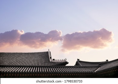 Korean tradition, Traditional houses and buildings, korean landmark