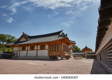 Korean Traditional Architecture and Roof, eaves and cornice