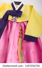 korean traditional clothing, hanbok for woman