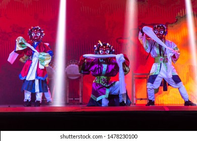 Korean traditional dance : Talchum, Korea