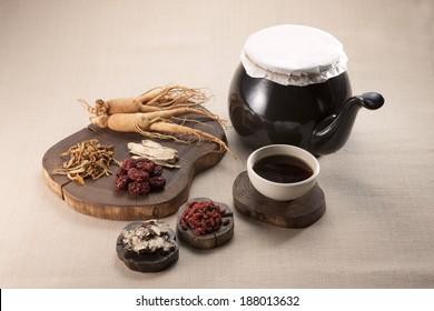 Korean traditional medicine