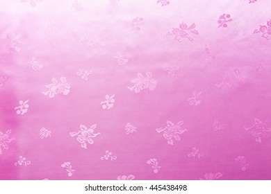 Korean traditional silk background