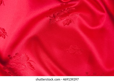 Korean traditional silk and ornaments